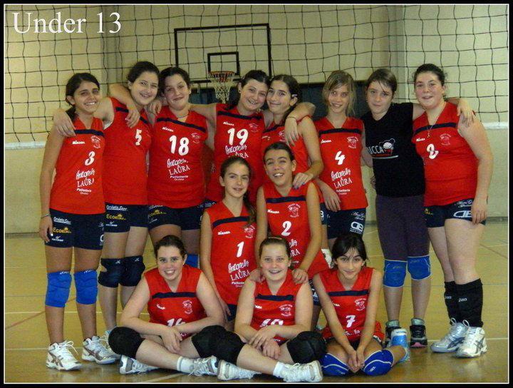 Volley Team U13: Finale Provinciale contro la Bosico