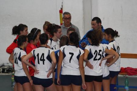 Prima Divisione Volley Team: al debutto vittoria in trasferta