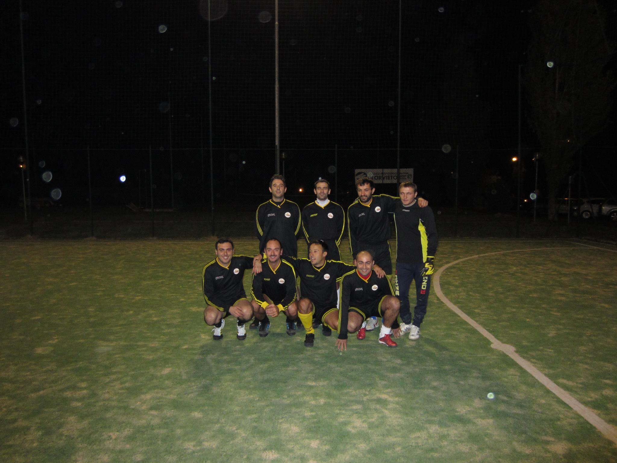 Arrapaho si aggiudica il campionato di calcetto amatoriale Uisp