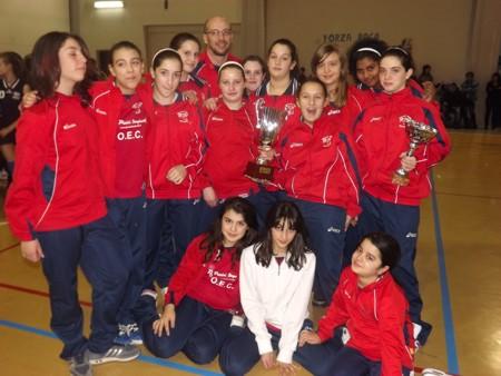 Il Volley Team Orvieto si aggiudica il 1° Torneo Under 14