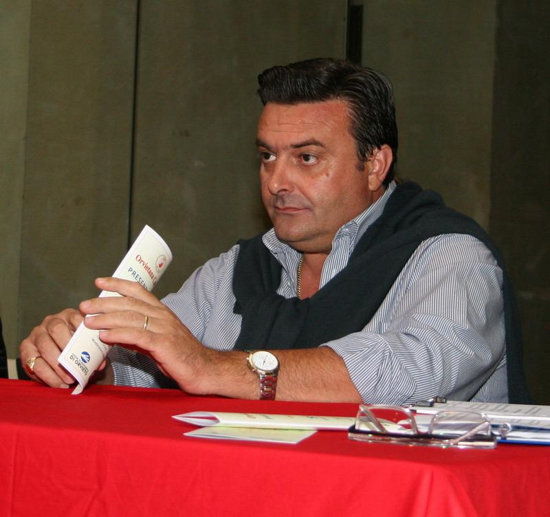 Biagioli ha deciso. Zampagna non è più l'allenatore dell'Orvietana