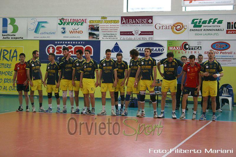 La Ciotti Pallavolo Orvieto non supera l'ostacolo Saronno: ora si gioca la finale per il 3° – 4° posto