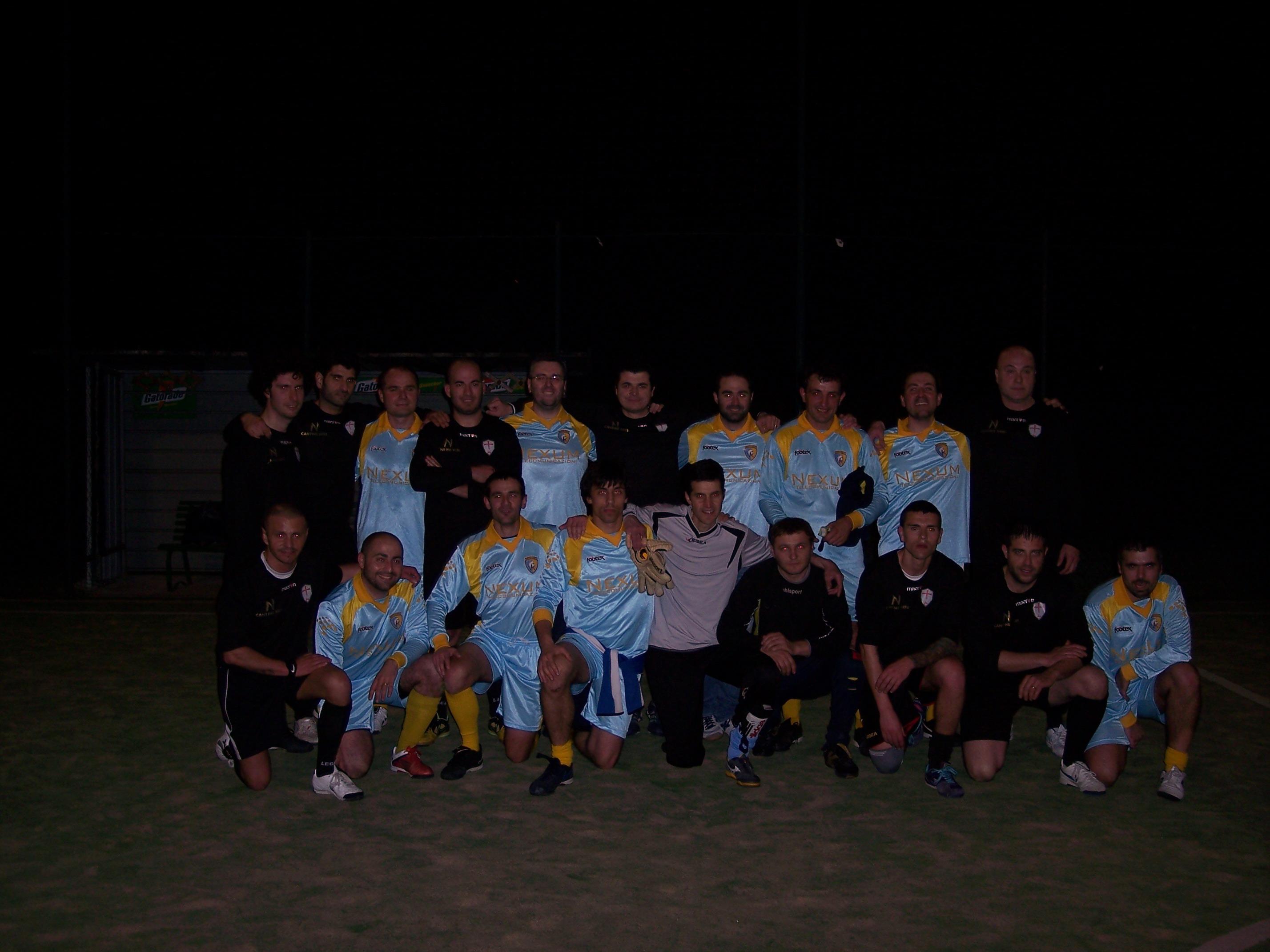 Titoli di Coda della stagione Calcio a 5 Uisp