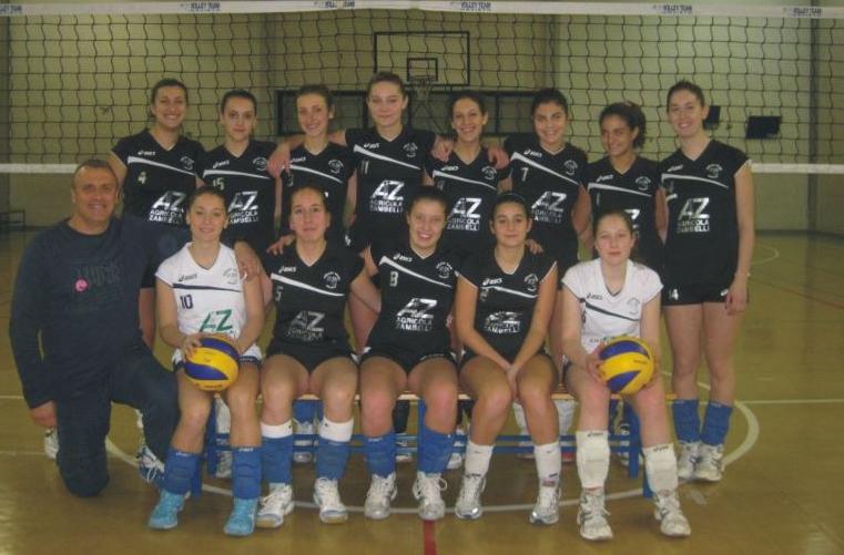Il Volley Team Orvieto sempre più al top. E' ufficiale, sarà presente anche in Serie D