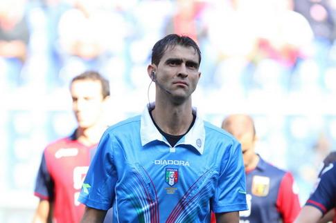 Alessandro Costanzo designato per la finale di Coppa Italia