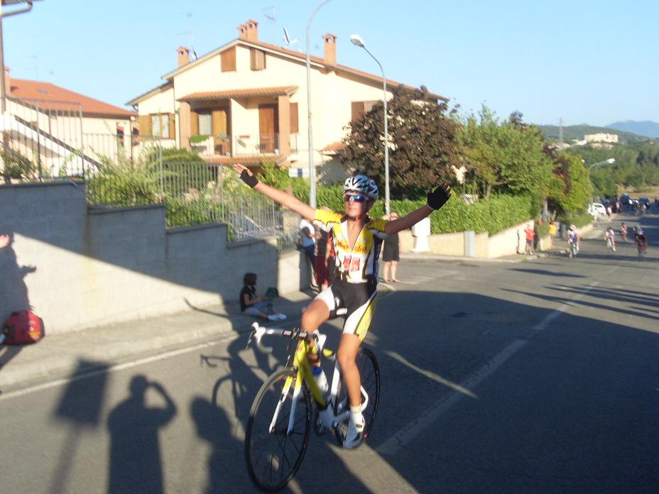 Alfina Bike Team: ad Orvieto capolavoro di Cirilli