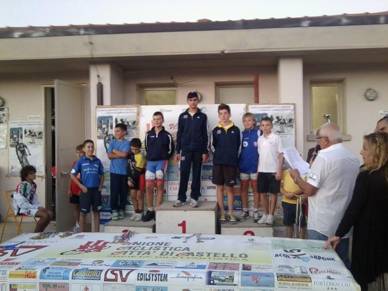"Alfina Bike Team: ""straordinario Cirilli!"""