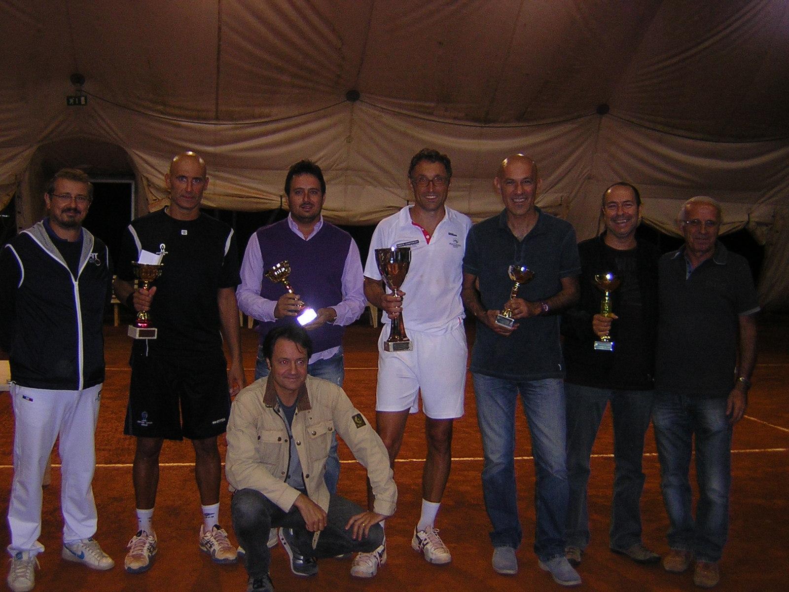 17a edizione del Circuito Vallate Aretine, bene il tennis Orvieto '90