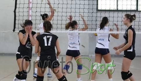 Serie D: non basta un'ottima Pesce all'AZ Volley Team, passa il Todi