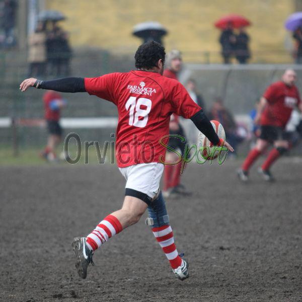 L'Orvietana Rugby stende i vichinghi di Chianciano