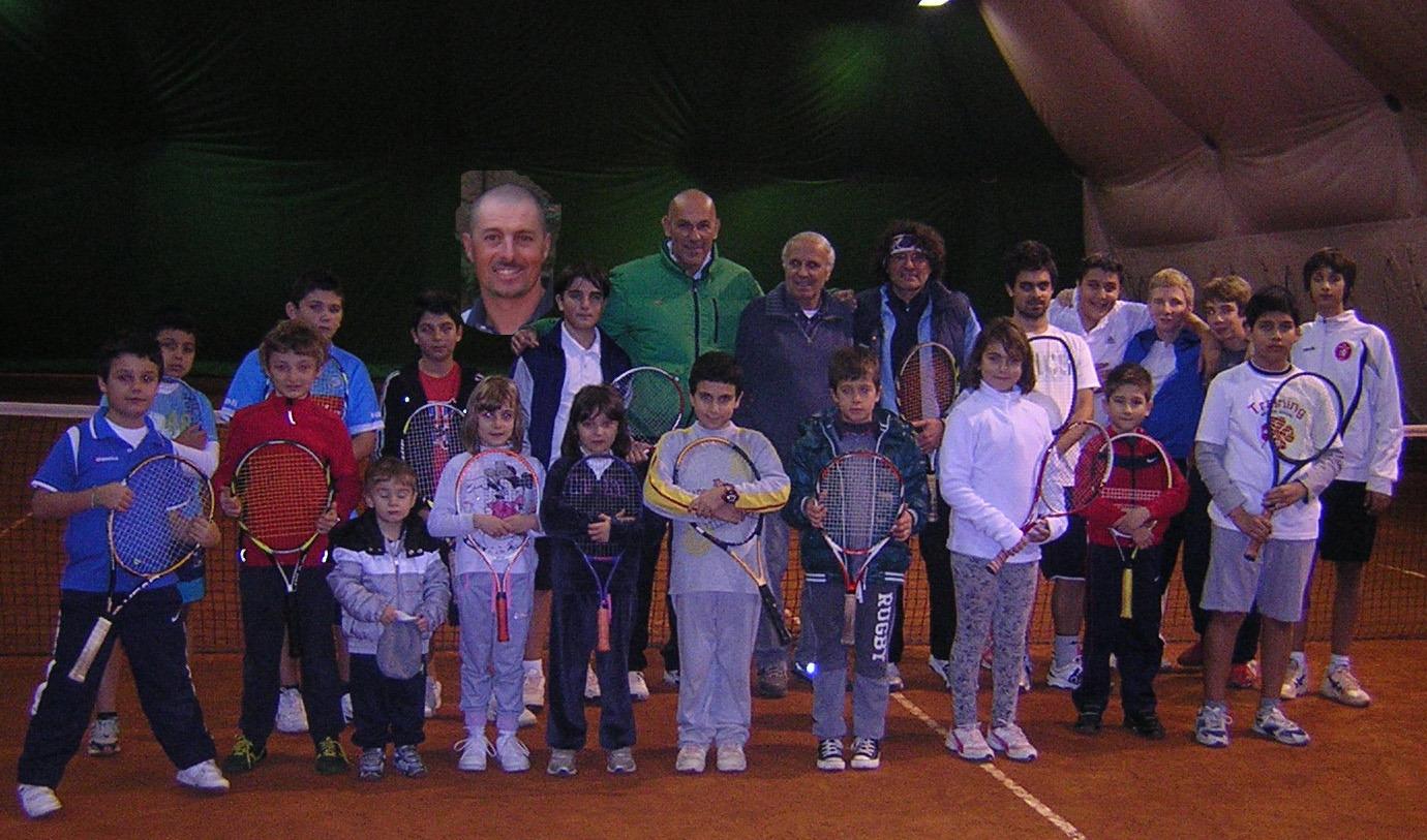 Asd Tennis 90: si conclude una stagione piena di impegni