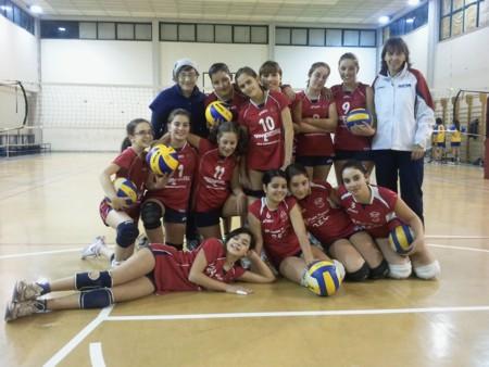 Volley Team. Debutto con vittoria esterna per la formazione Under 13