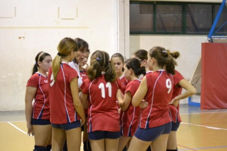 Under 13. Il Volley Team Orvieto balza al comando