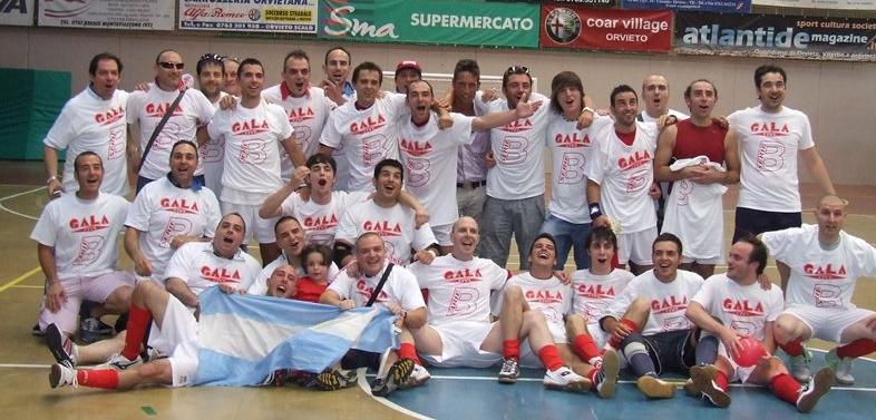 Il Gala Five chiude la stagione con una vittoria dedicata a Daniele Cavalloro