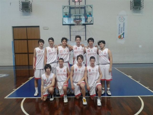 Orvieto Basket U17; due vittorie e primo posto raggiunto