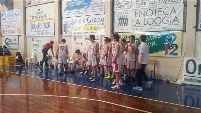 Final Four U17 regionale: Pontevecchio e Orvieto conquistano la finale
