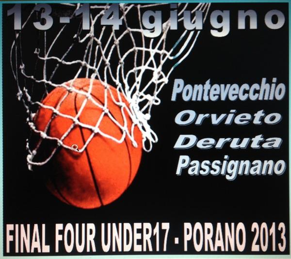 Basket giovanile. Via alle Final Four U17 a Porano. Orvieto in campo alle 19.30