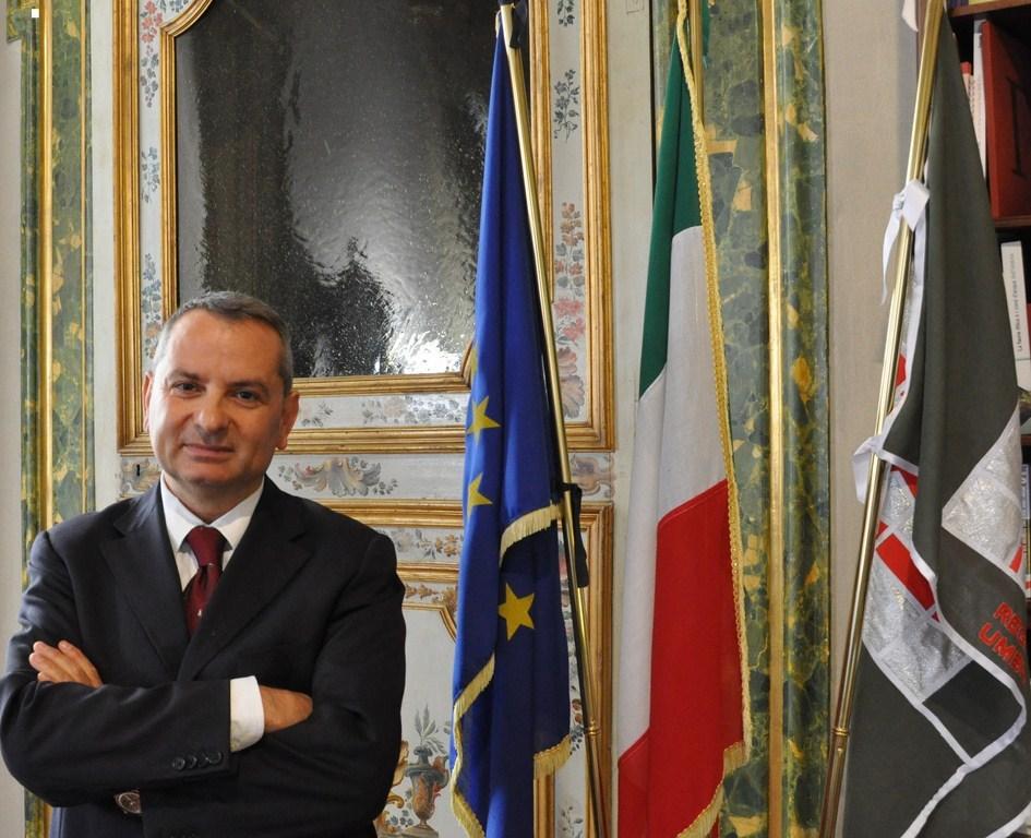 """Paparelli: """"operativo da settembre in Umbria progetto promozione sport e salute in scuole primarie"""""""
