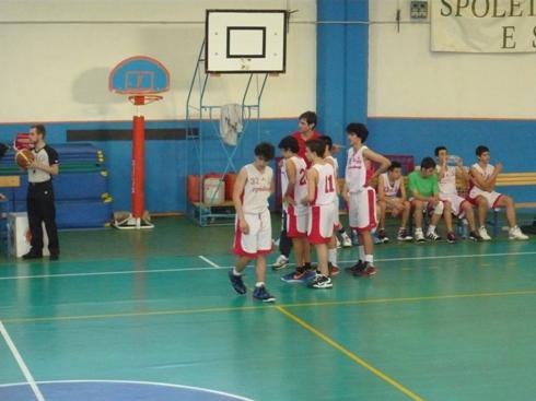Orvieto Basket U14 Elite vince a Spoleto la prima gara dei quarti