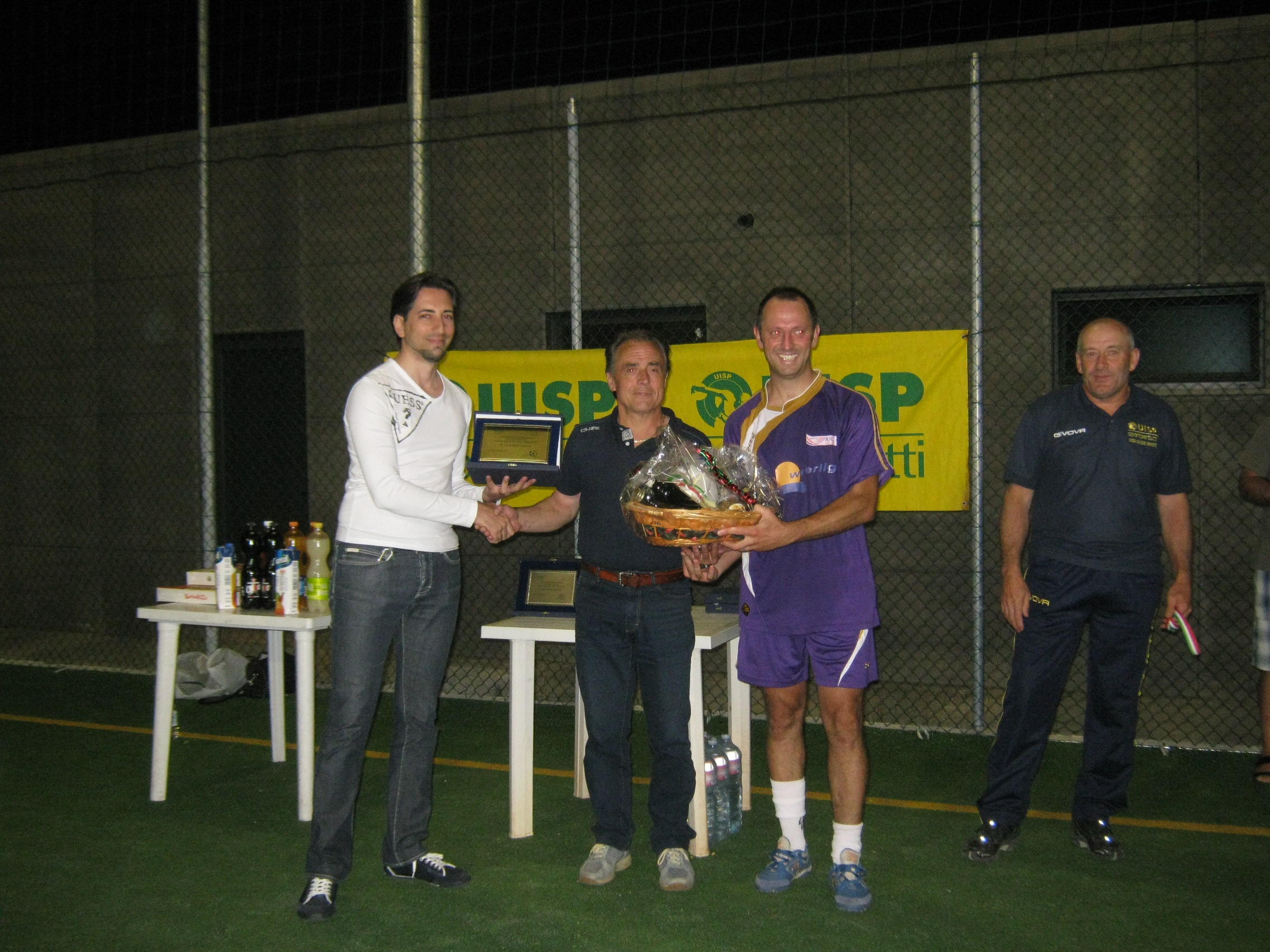 All'Enel il 1° Torneo Aziendale UISP