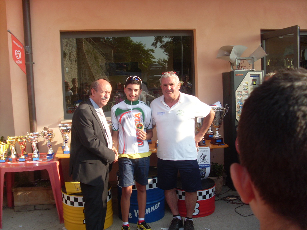 Alfina Bike Team: Cristian Cirilli campione