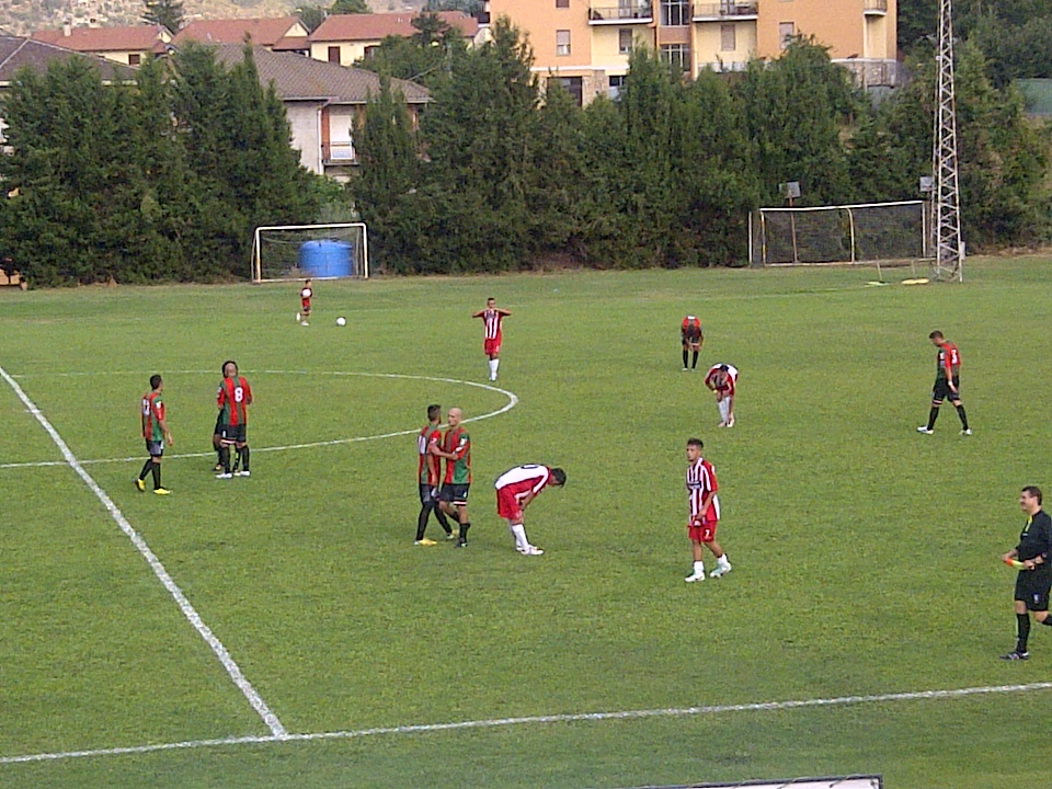 Mezza Orvietana strappa un punto ad Acquasparta