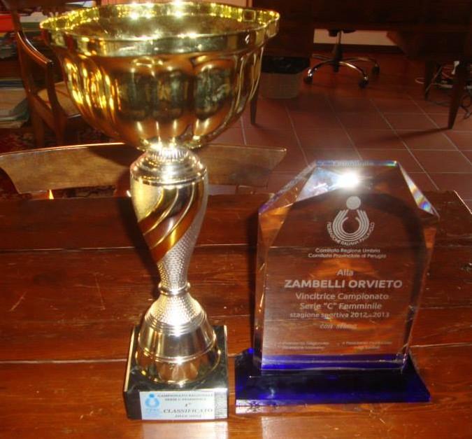 Il Volley Team premiato alla Festa della Pallavolo Umbra