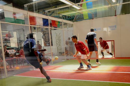 JorkyBall. A Chiusi i campionati Italiani di calcio a due