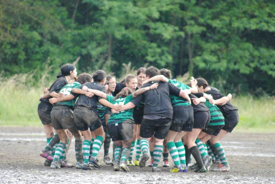 """Le """"viperette"""" dell'Orvietana Rugby pronte per Coppa e Campionato"""