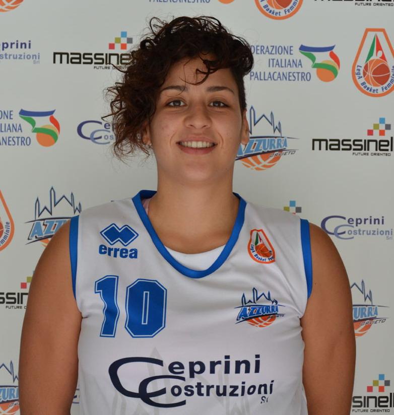 Ceprini. Intervista a Azzurra Gaglio