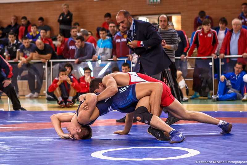 A Perugia grande successo per la Finale del Torneo di Coppa Italia di lotta stile libero 2013