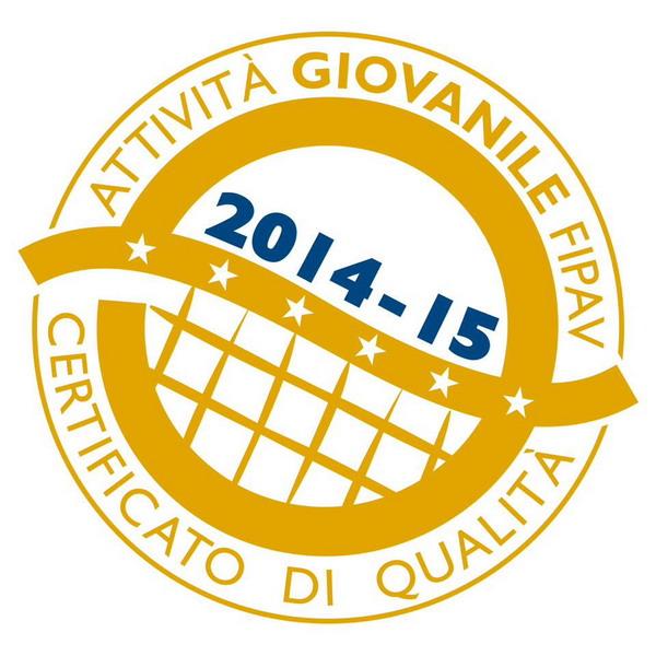 Per il secondo biennio consecutivo l'A.S.D. Volley Team Orvieto ha ottenuto il Marchio di Qualità Fipav per il settore giovanile