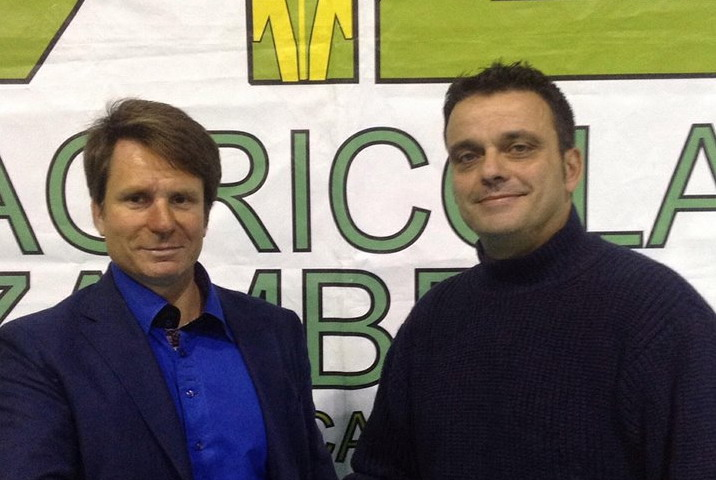 Giuseppe (Pino) Iannuzzi è il nuovo allenatore della Zambelli Orvieto