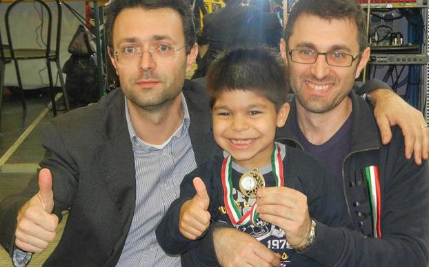UISP Scherma Orvieto: Bernardo Ricci ai campionati italiani