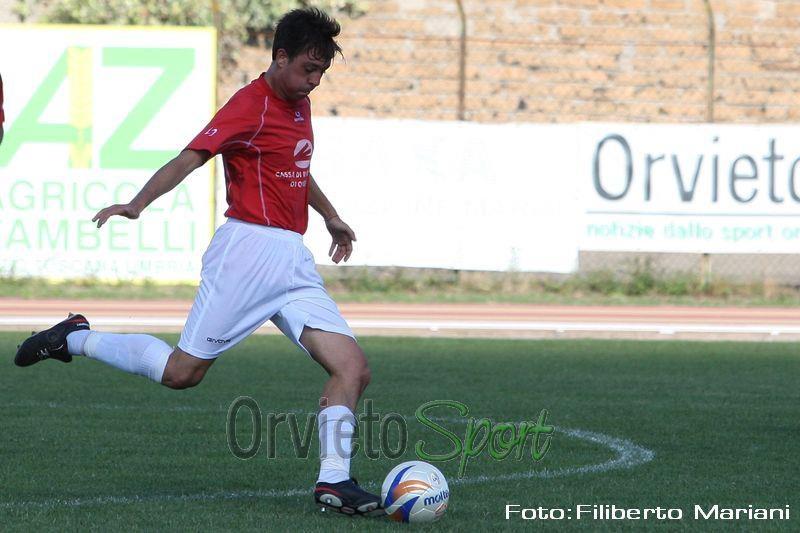 Marco Franciaglia è un giocatore del Ciconia Calcio