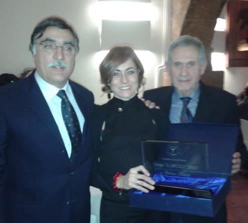 """Targa """"Luigi Muzi """" del Panathlon Orvieto assegnata a Valeria Pedetti"""