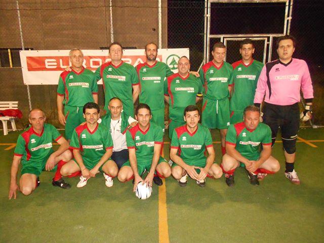 FC Antani Campione d'Inverno