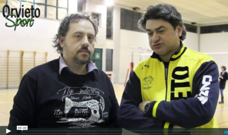 Mario Mencarelli nuovo presidente della Libertas Pallavolo