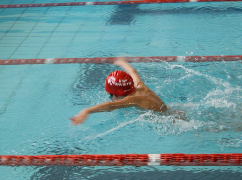 Umbria Nuoto UISP. Poche medaglie ma molta soddisfazione