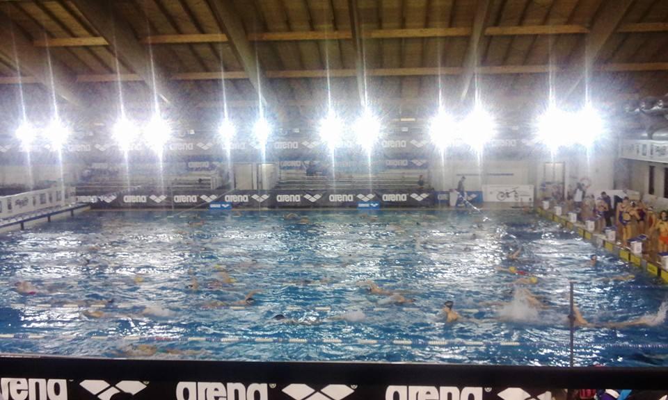 Uisp Nuoto Orvieto e Umbria Nuoto grandi gare a Bastia e Viterbo