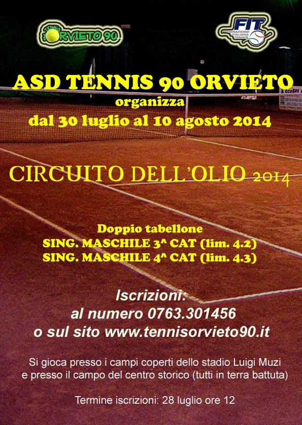 Tennis. Torneo