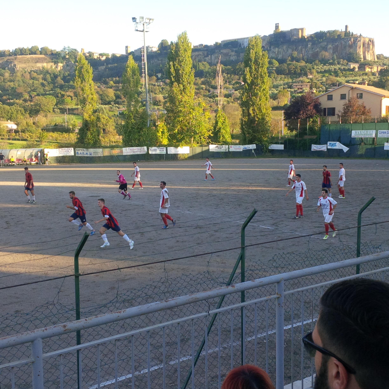 Finisce in parità il derby tra Federico Mosconi e Alviano