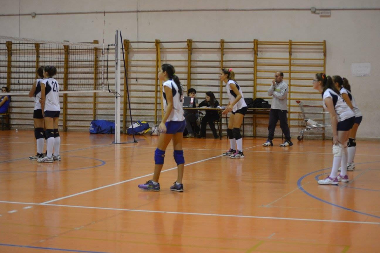 Volley team Orvieto U14 ancora protagonista