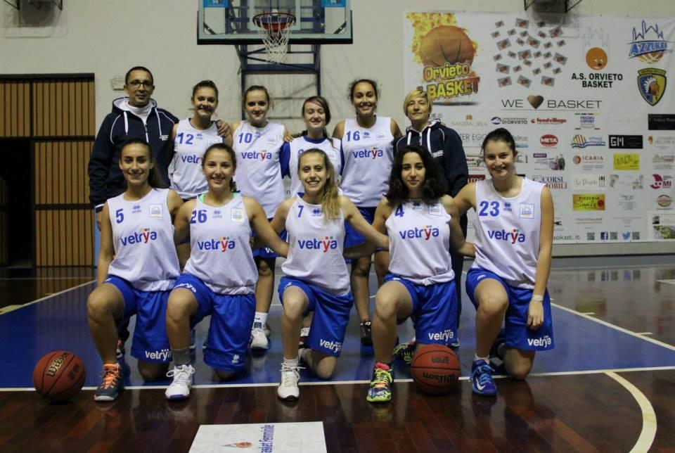 Esordio positivo per la Azzurra U17. Battuto il Sansepolcro