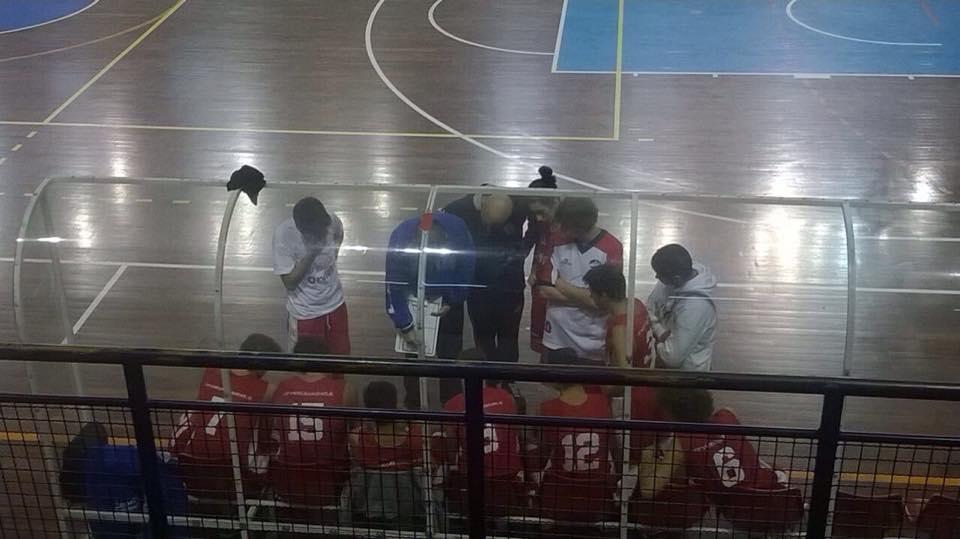 Orvieto Basket U17. Altro pit-stop