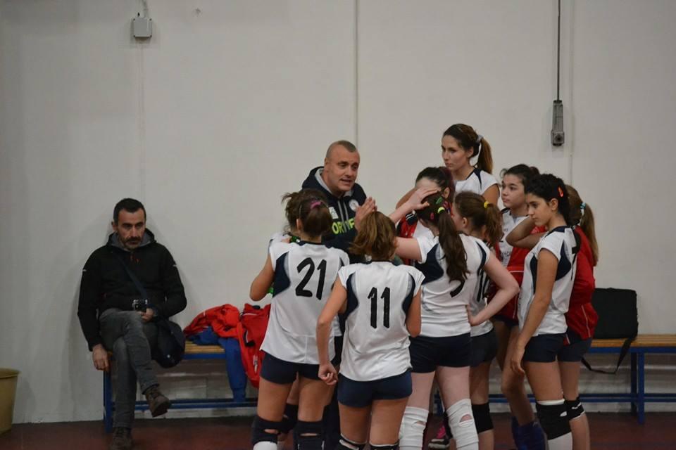 L'U14 del Volley Team Orvieto vince anche a Narni