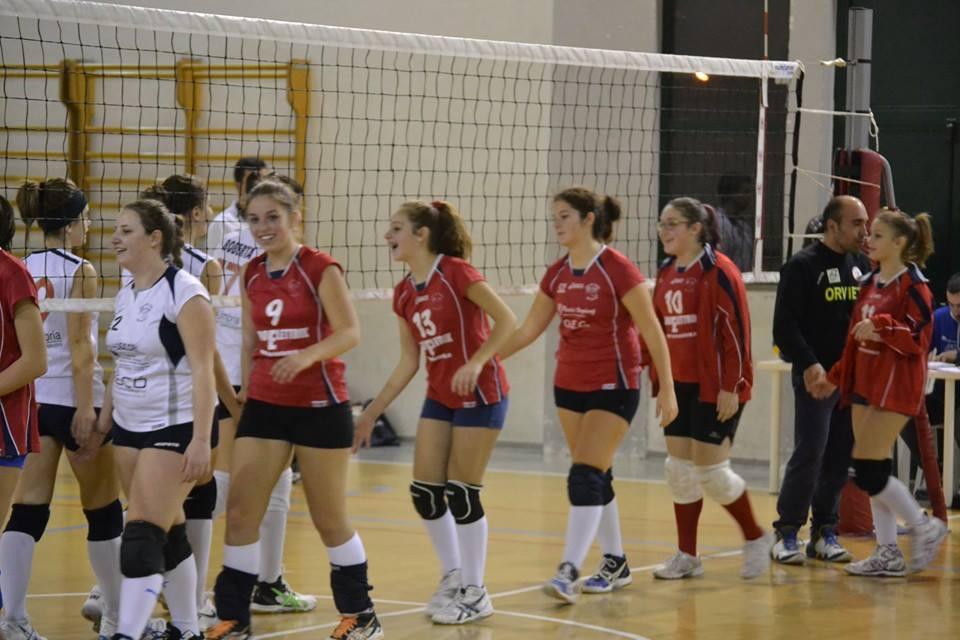 La BBS Consulting Volley Team Orvieto chiude il 2014 con l'ennesima vittoria e allunga!
