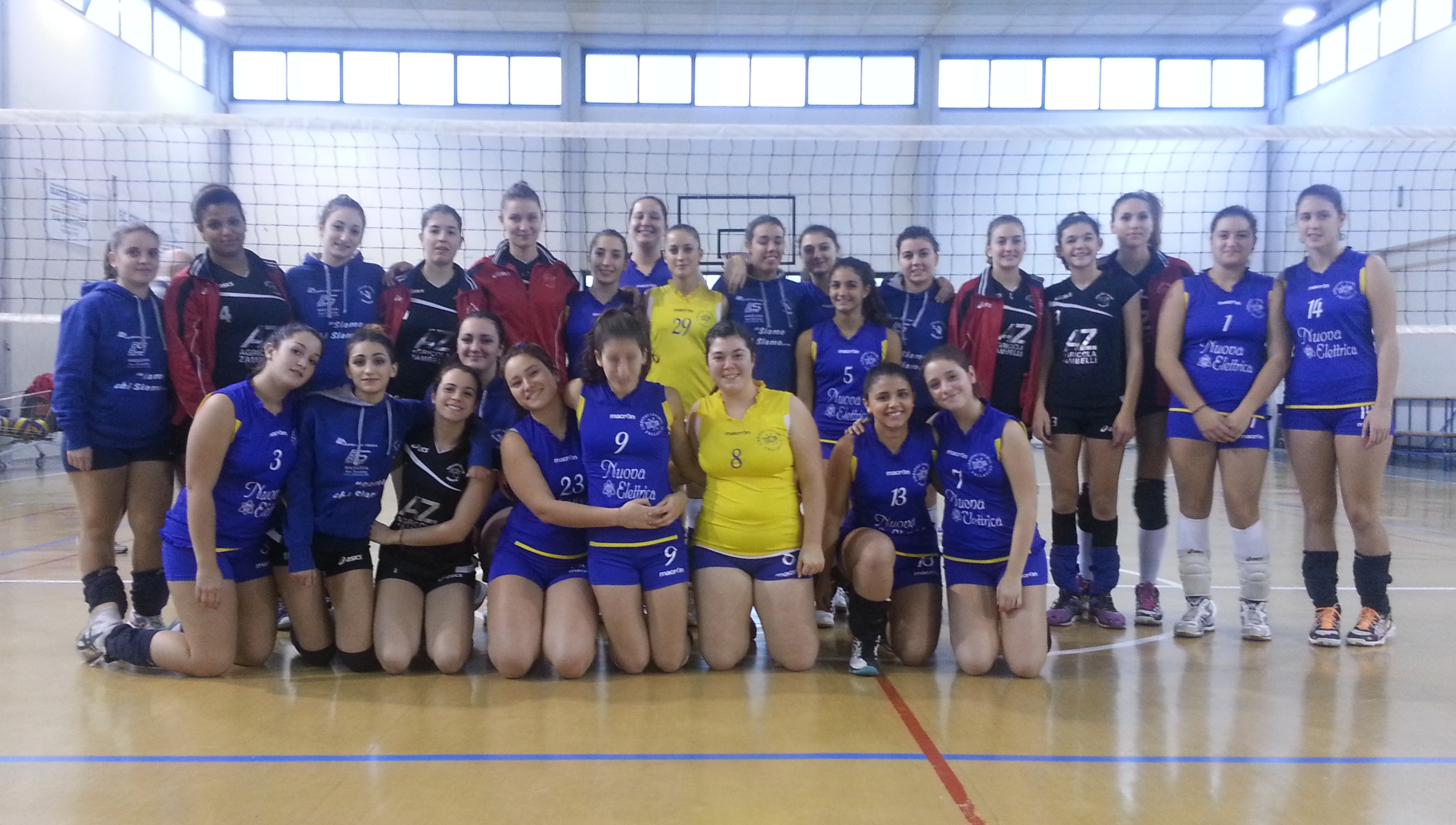 Derby amaro per la Volley Team Orvieto di Prima Divisione