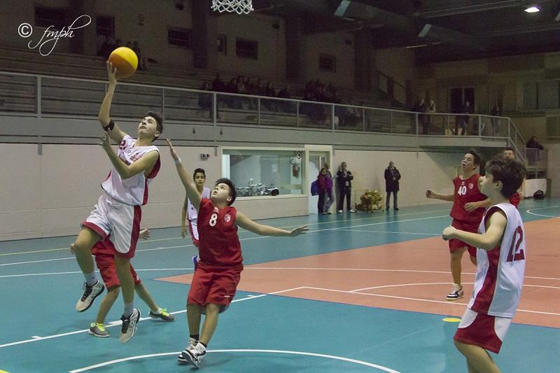 Orvieto Basket U 13 Elite sconfitta con onore dal Gualdo