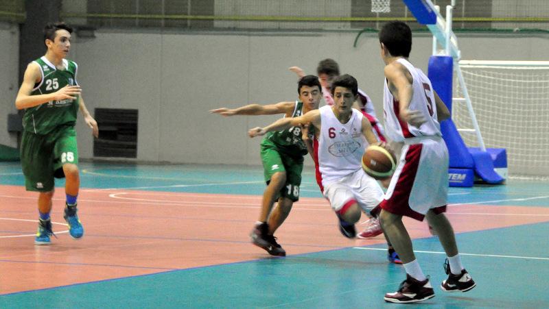 Orvieto Basket U14, ancora una vittoria in trasferta